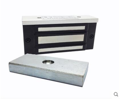 DC12V 60kg Single door gate EM lock/electric magnetic locks for office door access control system<br><br>Aliexpress