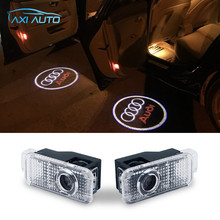 Car door light ghost shadow light logo projector FOR AUDI RS RS3 RS4 RS5 RS6 RS7 S4 S5 S6 S7 S8 A1 A3 A4 A5 80 TT A6 A8 Q3 Q5 Q7