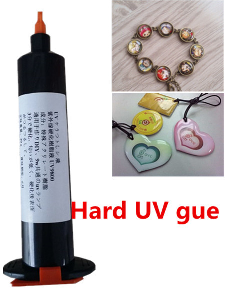 Rigid UV glue low-power hard craft UV curing resin from Japan DIY hardening adhesive liquid for handmade decoration label cover<br><br>Aliexpress