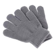 Children Kids Glove Mitten Girls Boys Kids Stretchy Knitted Winter Warm Gloves