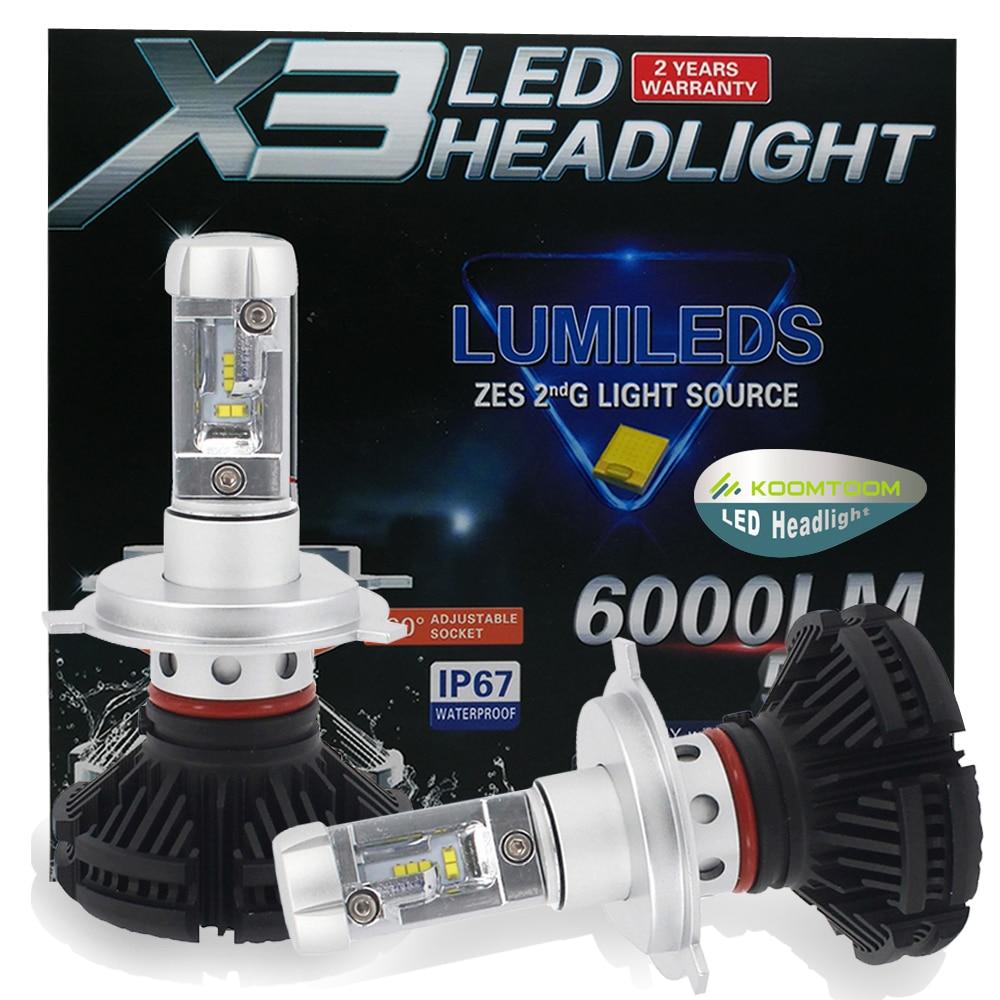 K11 H4 Car LED Headlight Bulb H7 9005 9006 H10 9012 PSX24W PSX26W H8 H11 H16 H4 LED Bulb Headlamp Light Led Headlight Car Lamp<br><br>Aliexpress