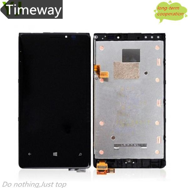 Timeway HK   100% Tested AAA For Nokia Lumia 920 LCD Assembly with Touch Screen Digitizer<br><br>Aliexpress