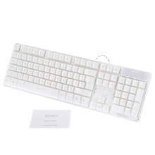 1set USB Wired 3 ColorsLED Backlight Keyboard Mouse Set For DESKTOP PC Laptop(China)