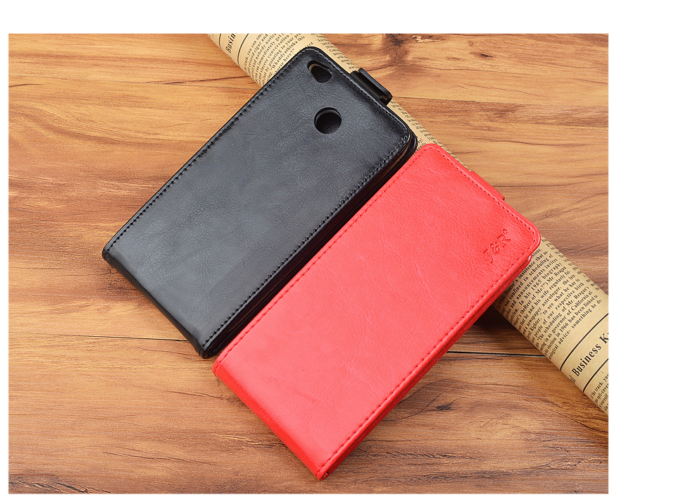Case For Xiaomi Redmi 4X 5.0 Inch Luxury Leather Flip Back Cover For Xiaomi Hongmi 4X Redmi4X Mobile Phone Bags Accessories