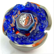 1pcs Beyblade Metal Fusion BEYBLADE 4D TOP RAPIDITY METAL FUSION FIGHT MASTER BB116F SVREW FOX TR145W M088