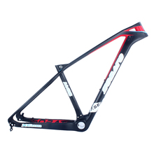 Buy 650B MTB bike Full Carbon UD Glossy/Matte 27.5ER Mountain Bike Frame 650B MTB Bicycle BB92 Frame for $358.00 in AliExpress store