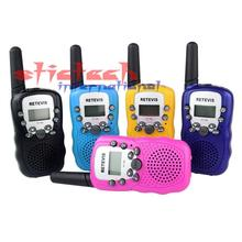 by dhl or ems 100pairs Ham CB Radio Kids Walkie Talkie Retevis RT-388 UHF 0.5W 22CH LCD Display Flashlight VOX Two way Radio
