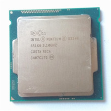 Intel Pentium Processor G3240 3.1g LGA1150 22 nanometers LGA1150 3M Cache Dual-Core CPU Processor TPD 53W ,have a g3220 sale(China)