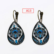 Ethnic Style Women Earrings Bohemian Womens Clothing Accessories For Statement Wedding Online Shopping India Wholesaler B120098(China)