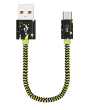 Millionwell 2016 new fashion design 0.2m short usb type-c cable