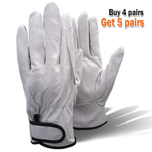 Best selling working safety gloves welding glove sports gloves high quality leather working glove