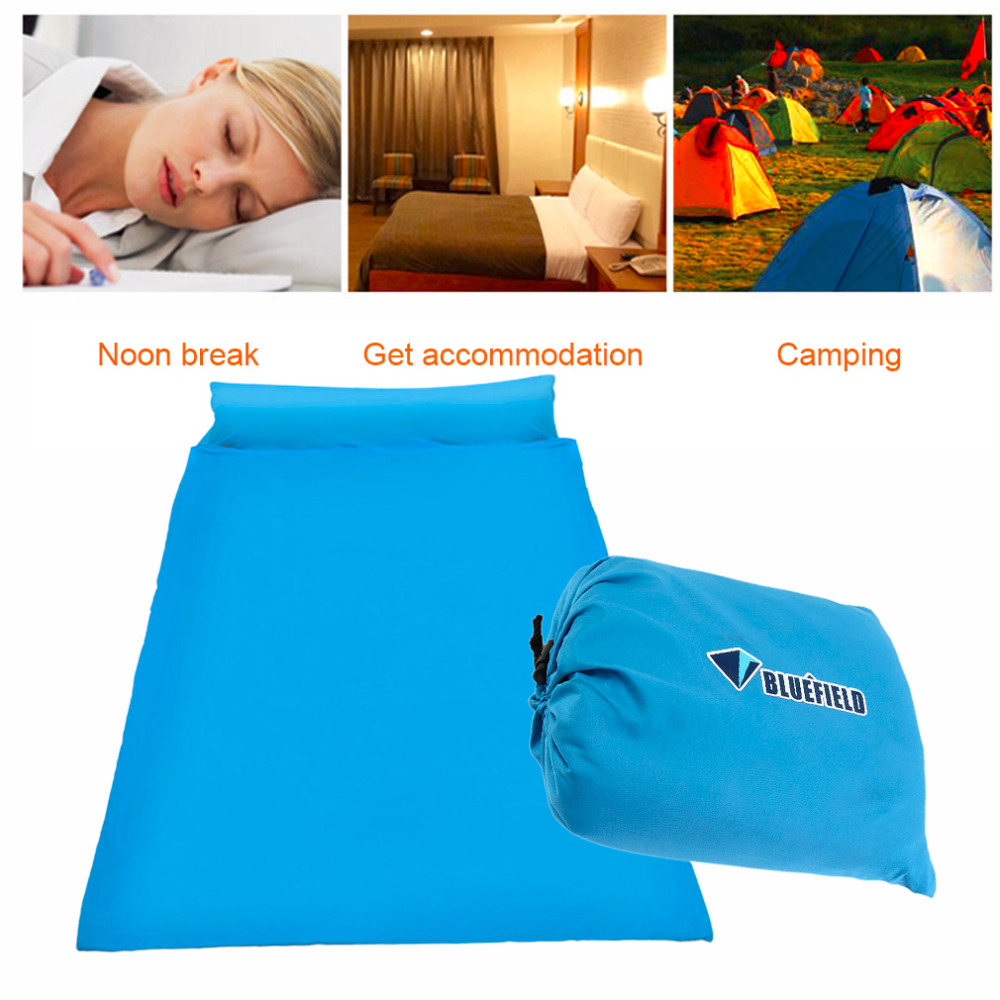 2017 Multifuntional Outdoor Camping cotton Sleeping Bag For 2 People Winter Comfortable Travel Keep Warm Sleeping Bag<br><br>Aliexpress