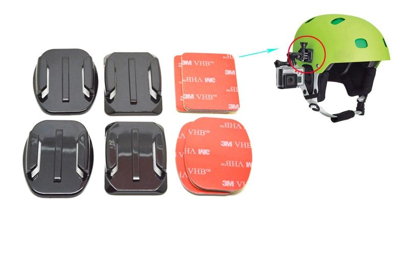 Free Shipping!! Accessories Set Floating Monopod Bobber selfie stick Hand Grip Mount Tripod  For GITUP GoPro SJ4000 XiaoYi Cam