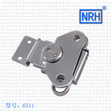 NRH 6311A cold-rolled steel Rotary butterfly turn latch Factory direct sales high quality latch for  flight case road case