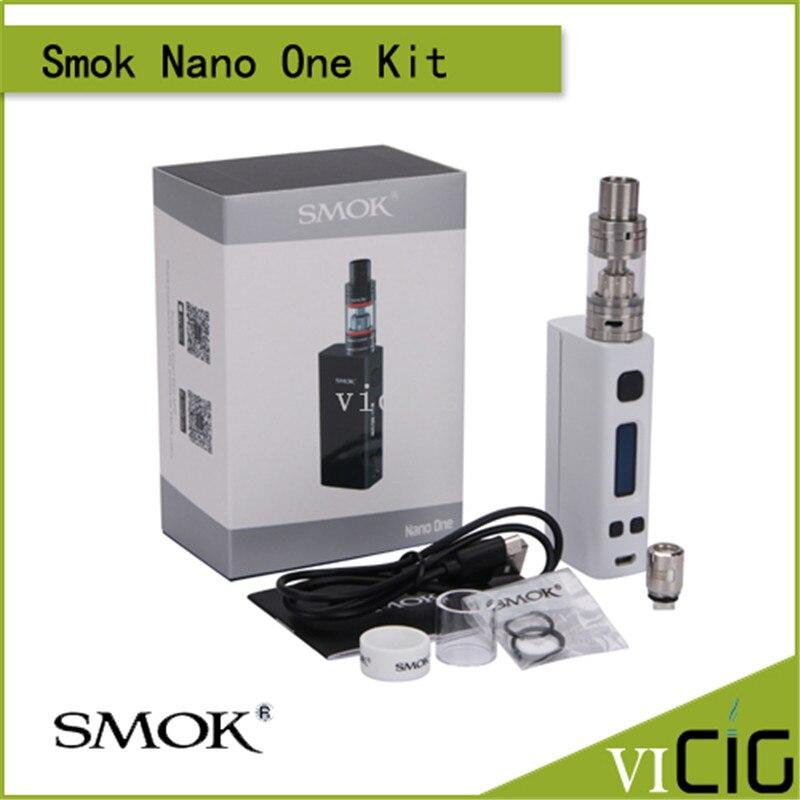 100% Original Smok R-Steam Nano One Kit with 80W R-Steam Mini Mod and 2ml Nano TFV4 tank<br><br>Aliexpress