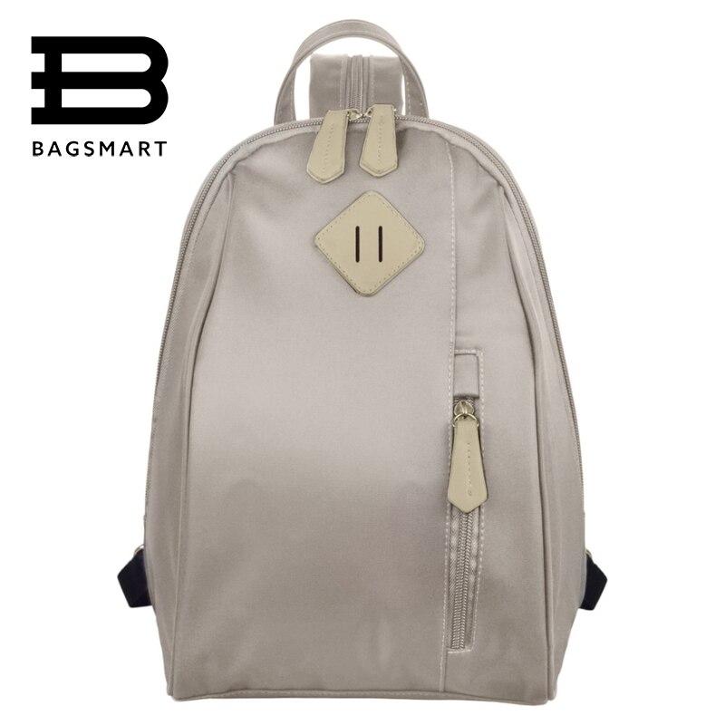 BAGSMART 2016 Waterproof Womens Backpack 3157 Printing Backpack Cute Backpacks For Girls nylons lady School Bags Teenage Girl <br><br>Aliexpress