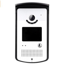 Wifi video doorbell camera 720p application remote control infrared night vision and motion detection alarm / e-mail alarm