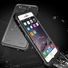 IP68 Original Redpepper OL Waterproof Case for iPhone Diving Swimming Surfing Case for iPhone 5 5S SE 6 6S Plus 6 Plus Case(China)