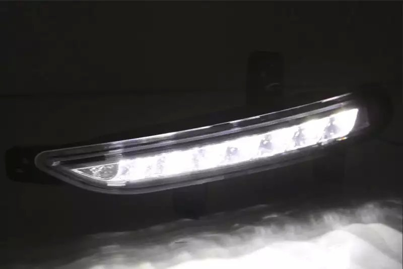 new arrival led drl daytime running light for Geely new vision top quality<br><br>Aliexpress