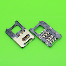 1piece,Best price for cell phone sim card reader socket tray slot holder repalcement adapters.size:26*15.7*2.0,KA-009