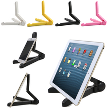 "Folding Universal Tablet Bracket Stand Holder Lazy Pad Support ipad 9.7""/ ipad air 1/2 Samsung Xiaomi huawei Chuwi Lenovo"