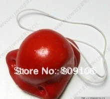 Wholesale ,Party supplies, The tricky toys&creative toys& Latex red clown nose ,free shipping(China)