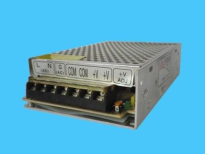 Universal Regulated Switching Power Supplies (24 VDC / 5 A / 120 W)<br><br>Aliexpress