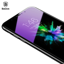 Buy Baseus 0.15mm Front Screen Protector Tempered Glass iPhone X 9H Toughened Glass iPhone X 10 Protective Guard Cover Film for $4.59 in AliExpress store