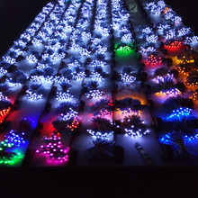LED Modules F12 String Light 0.12w DC5V 12mm white red blue green yellow IP68 Outdoor Waterproof Advertisement LED Pixel Lights