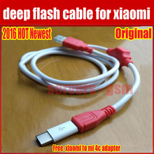 new deep flash cable for xiaomi phone models Open port 9008 Supports all BL locks Engineering with free adapter china agent(China)