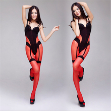 1pc Women's Sexy Lingerie Hot Net Body Sexy Dress Underwear Stocking Sex Products Gridding Erotic Lingerie Sex Toys(China)