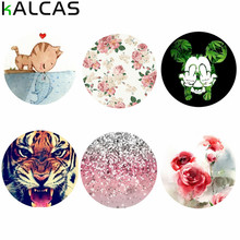 KALCAS Design Custom Phone Holder Pop Expanding Stand and Grip for Smartphones and Tablets Car Stander Hot Sale Wholesale Good(China)