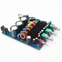 Hi-Fi E74 2.1 50w+50W+100W Class 2.1 High Power Amplifier Board HIFI Digital Subwoofer Power Amplifier Verst Board TPA3116