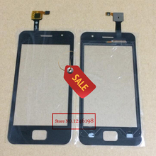 Wholesale Black JY-G2 front Glass Touch Screen Digitizer For JIAYU G2 Phone Parts Replacement(China)