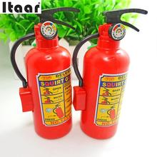 Water Squirt Gun Fire Backpack Extinguisher Style Creative Toy For Children Kids
