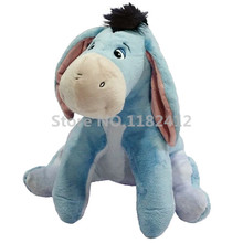 Eeyore Donkey Plush Toy Stuffed Animals 35cm 14'' Soft Toys for Children Baby Kids Gifts