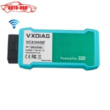 WIFI version VXDIAG VCX NANO for Land Rover/Jaguar V141 VXDIAG VCX NANO Auto Diagnostic Tool Vxdiag for LandRover/Jaguar