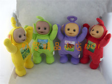 4pcs lot Teletubby Plush Toy Doll Teletubbies 33cm