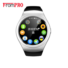 FROMPRO New Smart Watch V365 Full Circle Smartwatch Pedometer Fitness Tracker SIM TF Mobile Watch for IOS android SMARTPHONES