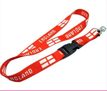 Free shipping Buy Polyester Silk Screen Lanyard, 2.0*90cm,high quality design logo lanyard in customized,any color is available