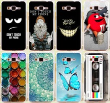 Don't Touch My Phone PC Print Case For Samsung Galaxy Grand Prime Duos G5308 G530H G5306W G5309W G531F G530 G531 Case Cover(China)