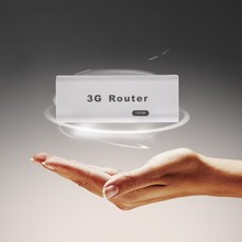 WHITE Portable Mini 3G/4G WiFi Wlan Hotspot A P Client 150Mbps USB Wireless Router
