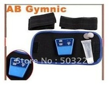 1set AB Gymnic Electronic Muscle Arm leg Waist Massage Belt, Free Shipping , Dropshipping