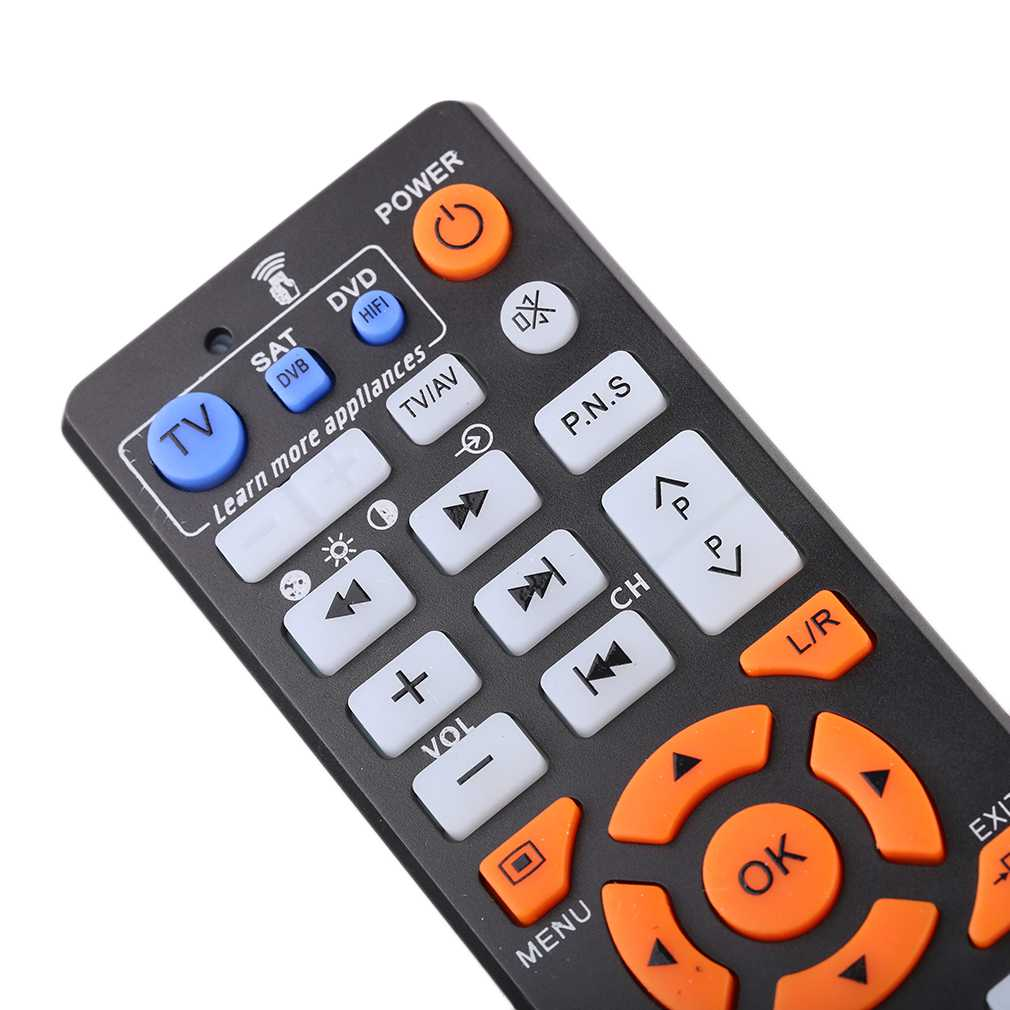 Smart Remote Control Controller With Learn 4