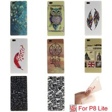 Best Cheap Ultra Thin TPU Silicone Soft Phone Mobile Case capa caso Cover For Huawei Huawe Huaewi P8 Lite P8Lite 2015 ALE-L21