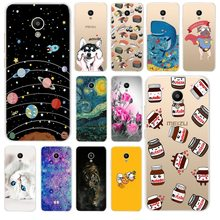 Fundas Meizu M3S Mini Case Meizu M3S Case Cover Cool Cartoon Soft Silicone Phone Protector Shell Meizu M3s Meizu M3 mini