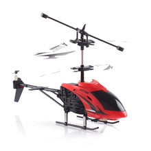 HX 3.5CH Mini Infrared RC Helicopter With Gyro RTF For Kids Children In/Outdoor Remote Control Funny Toys Birthday Gift Present(China)