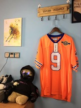 Viva Villa Stitched 9 Bobby Boucher The Waterboy Football Jersey 50th Anniversary Jerseys Free Shipping(China)