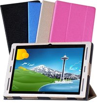 20PCS For HP X2 210 G1n121tu 10.1 Tablet PC Customized Litche Pattern PU Leather Case Back Stand Cover