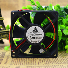 aNS All New Semi CO Free Shipping AFB0824SH 8025 24V 0.33A 8CM large air volume inverter cooling fan